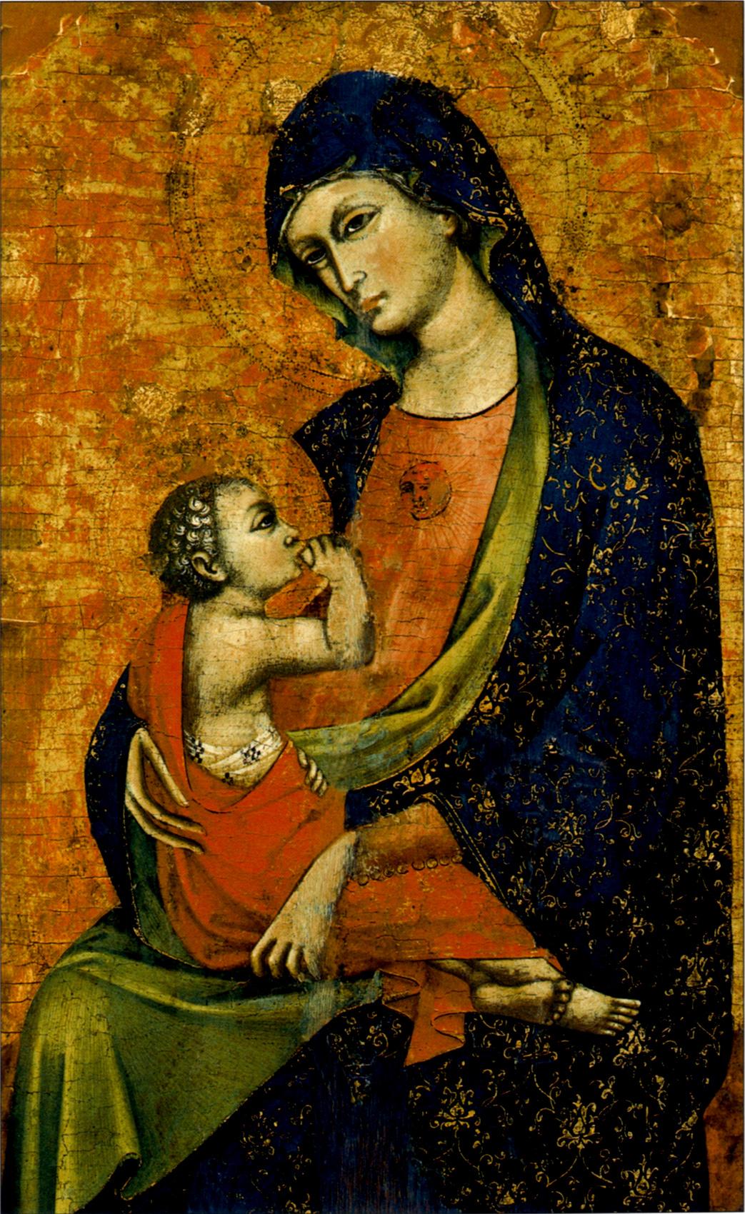 Meneghello di Giovanni de' Canali, Madonna and Child
