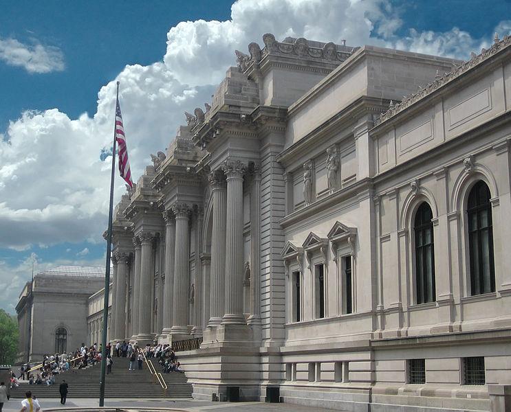 Metropolitan Museum of Art, Photo Credit: Arad