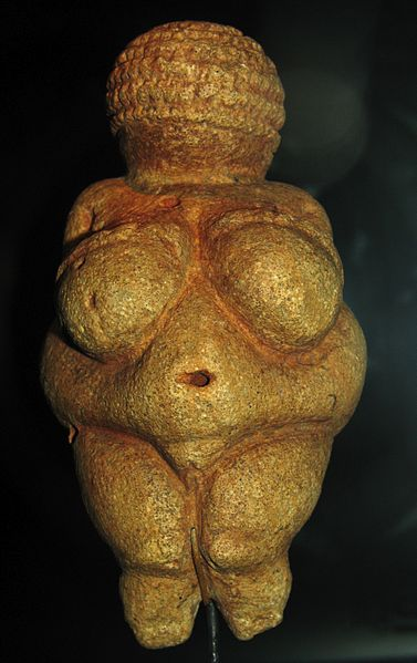 curated homeschool art Willendorf-Venus-1468 photo credit don hitchcock