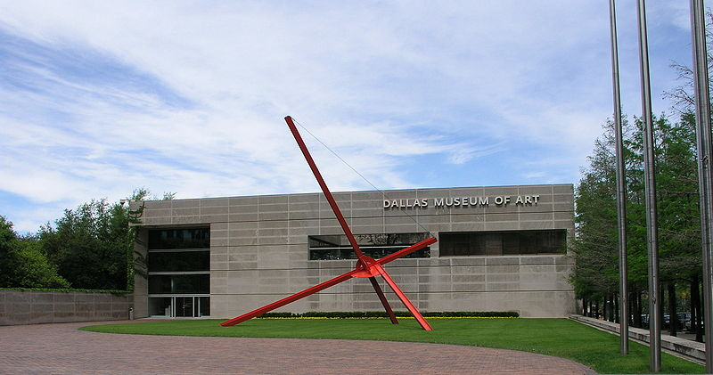 The Dallas Museum of Art, Photo Credit: KeithJonsn