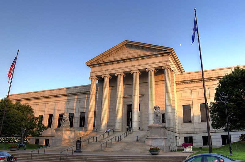 Minneapolis Institute of Arts, Photo Credit: Alvintrusty