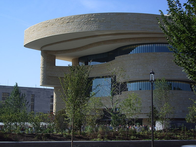 The Smithsonian's National Museum of the American Indian