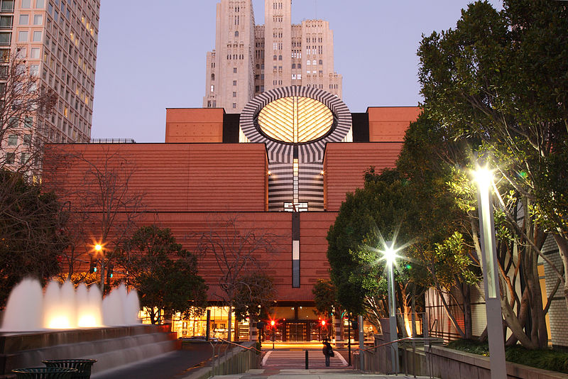 SFMOMA, Photo Credit: Caroline Culler