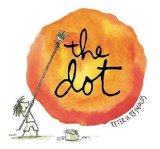 the dot by peter h. reynolds homeschool art