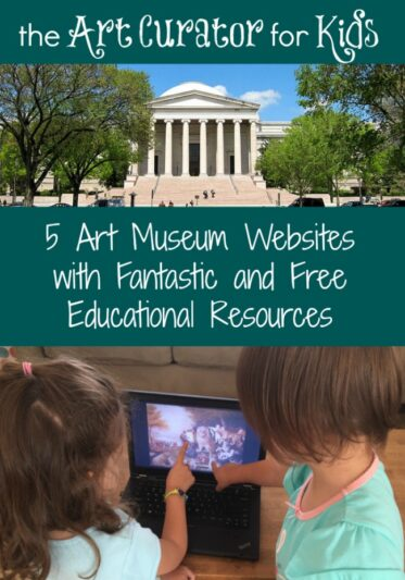 5 Art Museum Websites with Fantastic and Free Educational Resources