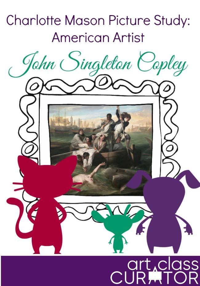 Charlotte Mason John Singleton Copley