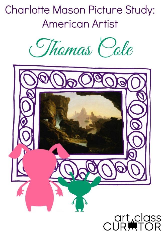 Charlotte Mason Thomas Cole