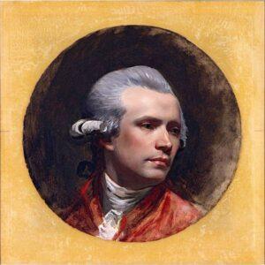 John Singleton Copley, Self-Portrait, 1780-84