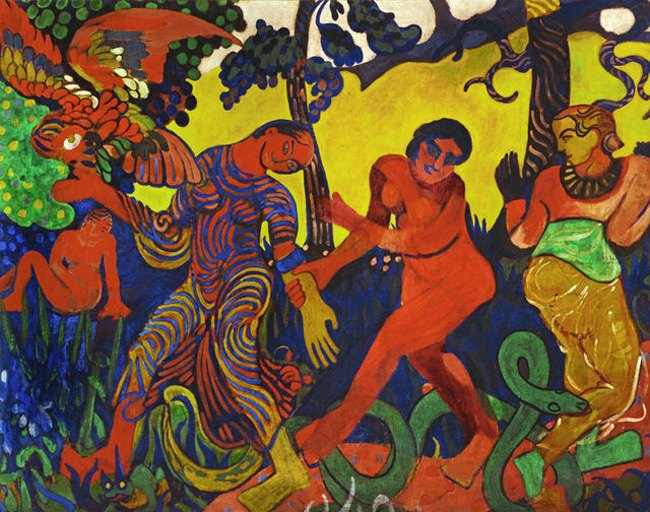André Derain, The Dance, 1906