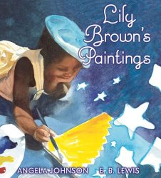 Lily Brown's Painting Cover