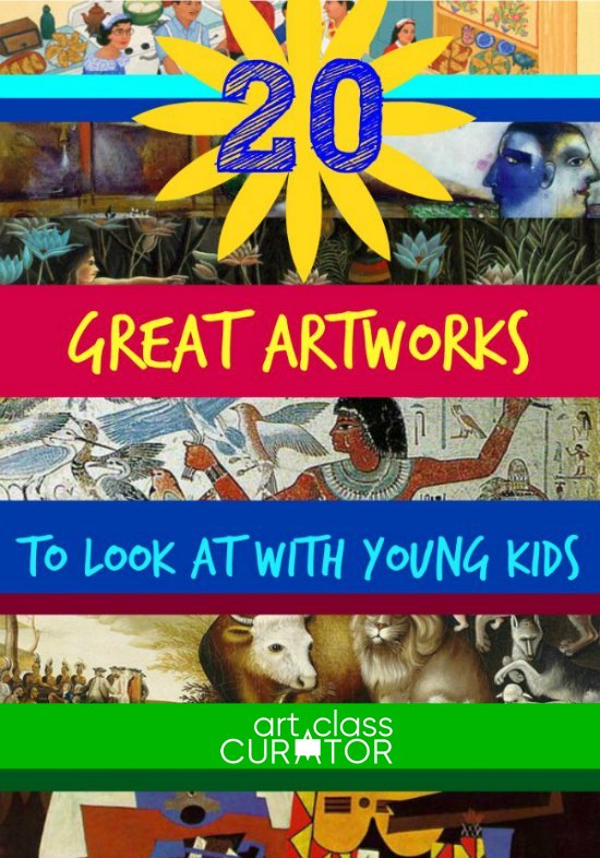 Great Artworks to Look at with Young Kids