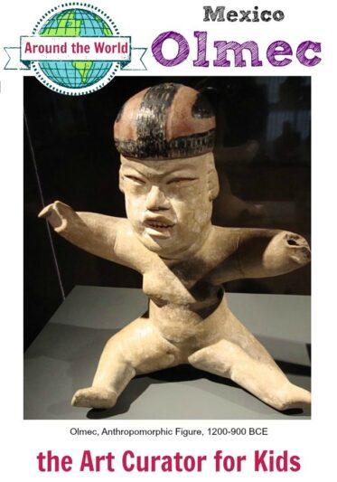 Art Around the World in 30 Days – Day #20 – Mexico, Olmec Art