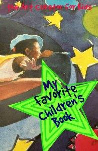 the Art Curator for Kidsl - My Favorite Children's Book-300