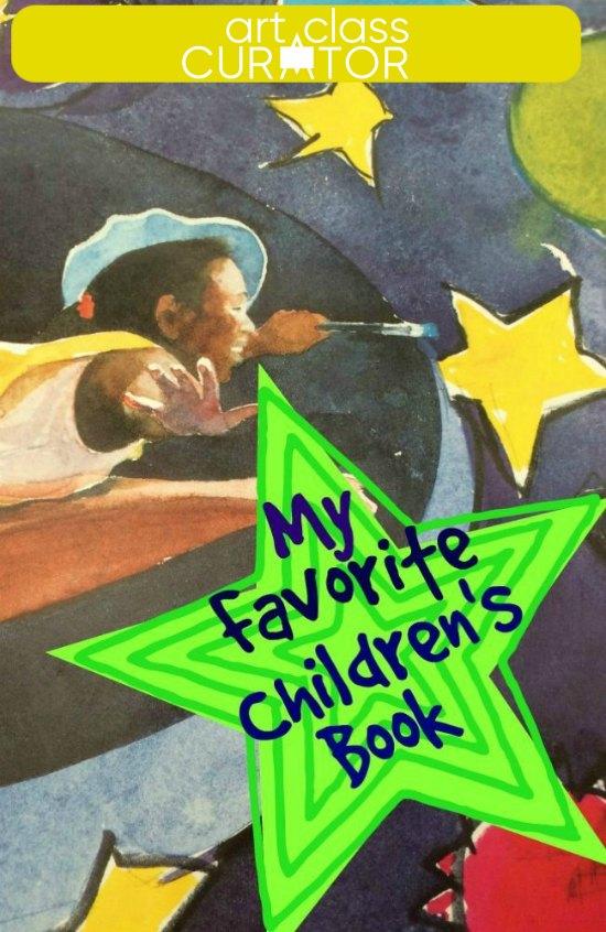 Art Curator for Kids My Favorite Children's Book