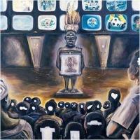 Trigo Piula – Ta Tele Gabon, 1988-200