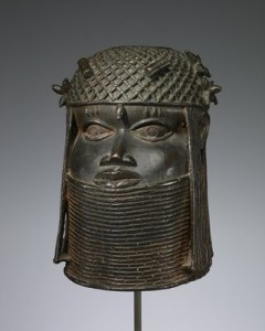 Memorial head, 1550-1650, Minneapolis Institute of Art