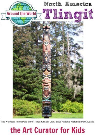 Art Around the World in 30 Days – Day #12 – North America, Tlingit