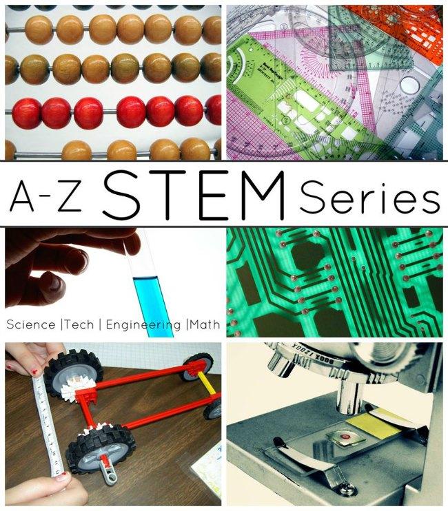A-Z STEM