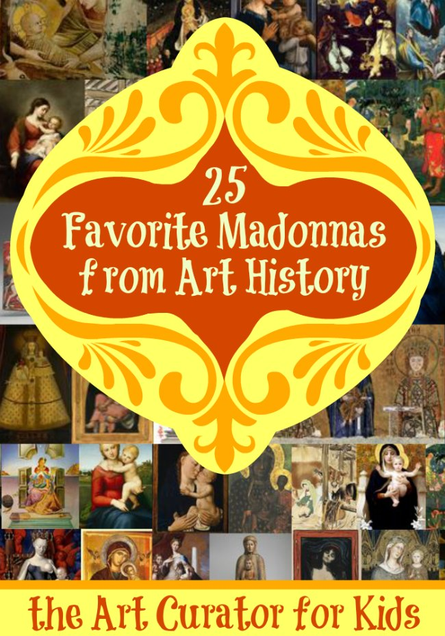25 Favorite Madonna and Childs in Art History