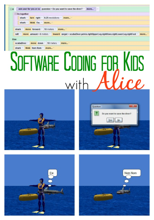 the Art Curator for Kids - Software Coding for Kids with Alice - A-Z STEM - Computer Programming for Kids