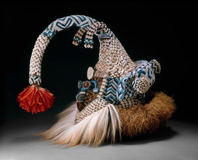 Kuba, Mask (Mukenga), Late 19th to mid-20th century