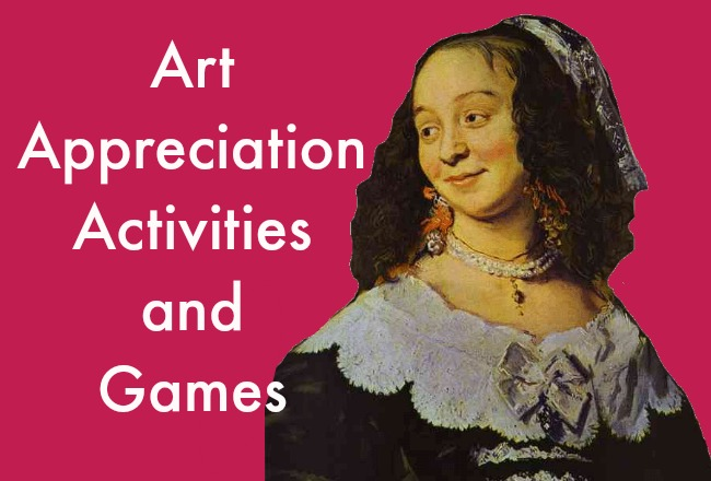 The Art Curator for Kids - Art Appreciation Activities and Games for Kids