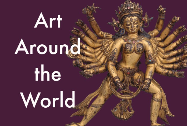 The Art Curator for Kids - Art Around the World - Art History for Kids - Non-Western Art - 650