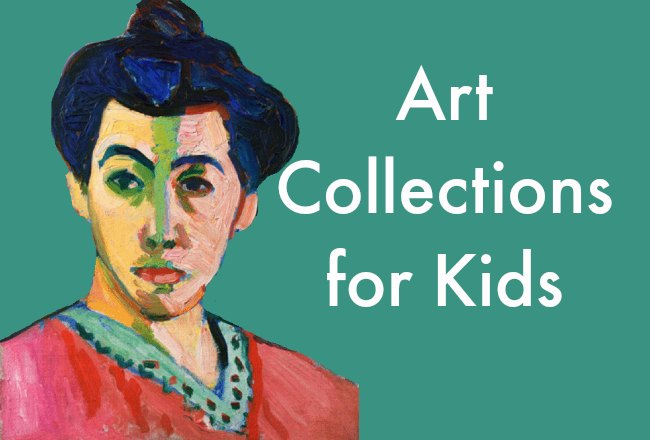 The Art Curator for Kids - Art Collections for Kids - Art Appreciation for Kids - Artworks for Kids