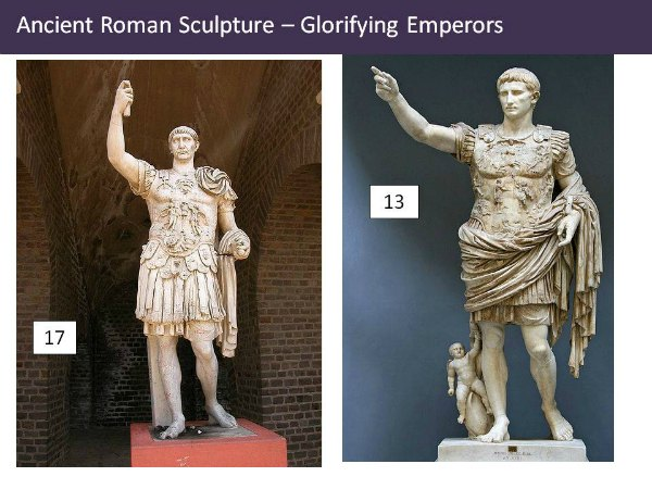 The Art Curator for Kids - Classical Sculpture Lesson Plan PowerPoint - Slide8