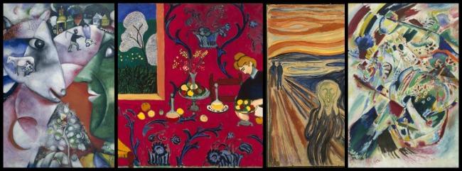 the Art Curator for Kids - Art Appreciation for Kids - Modern Art