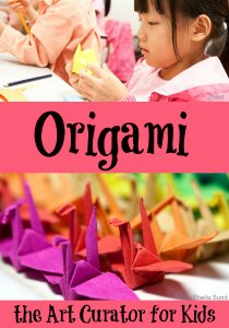 the Art Curator for Kids - Origami for Kids - STEM STEAM Learning Activities - 300