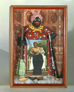 Betye Saar. The Liberation of Aunt Jemima, 1972