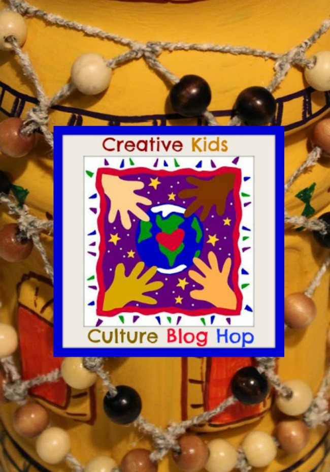 The Art Curator for Kids - Creative Kids Culture Blog Hop