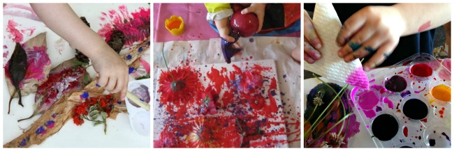 The Art Curator for Kids Flowers Spring Process Art Activities Painting