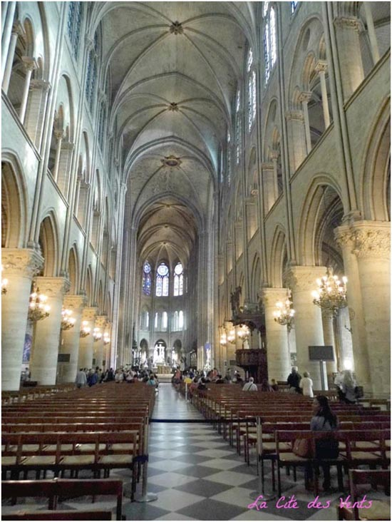 The Art Curator for Kids - Notre-Dame Cathedral of Paris