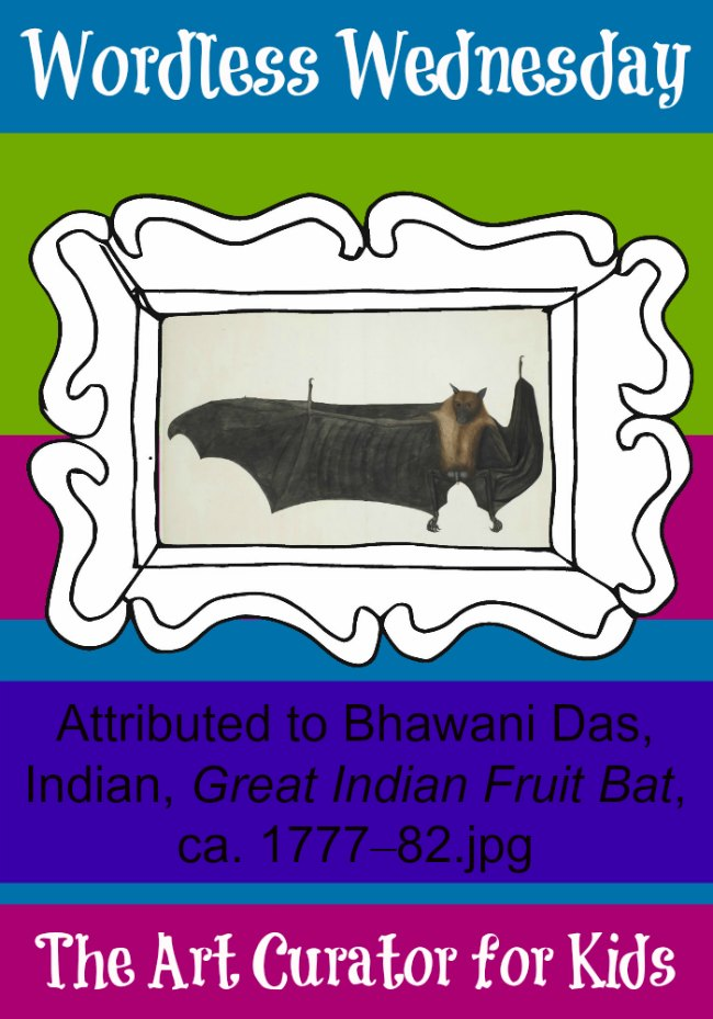 Wordless Wednesday: Great Indian Fruit Bat