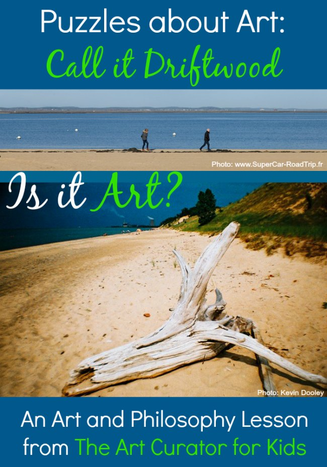 Puzzles about Art: Call it Driftwood