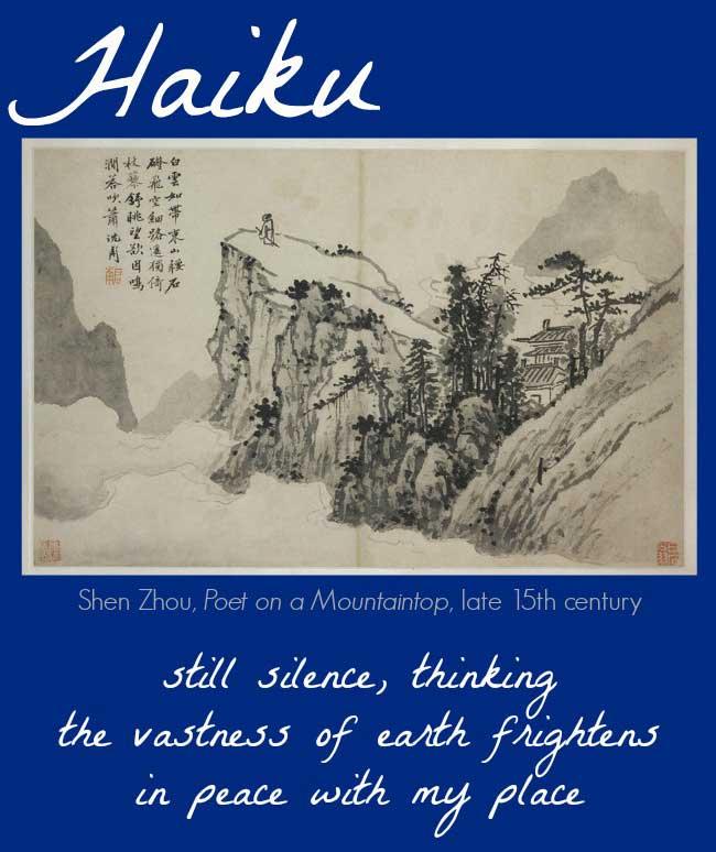 Haikus About Art