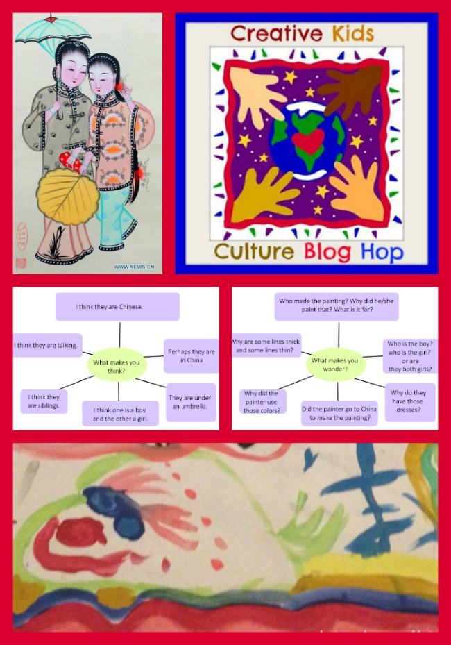 The Art Curator for Kids - Creative Kids Culture Blog Hop 26