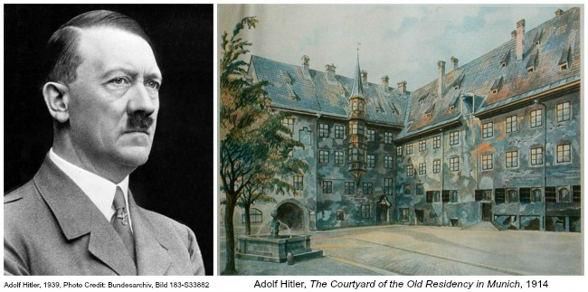 The Art Curator for Kids - The Lives of the Artists - Adolf Hitler