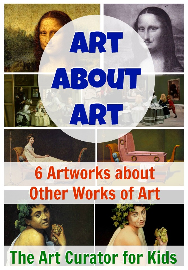 Art About Art: 6 Artworks about Other Works of Art