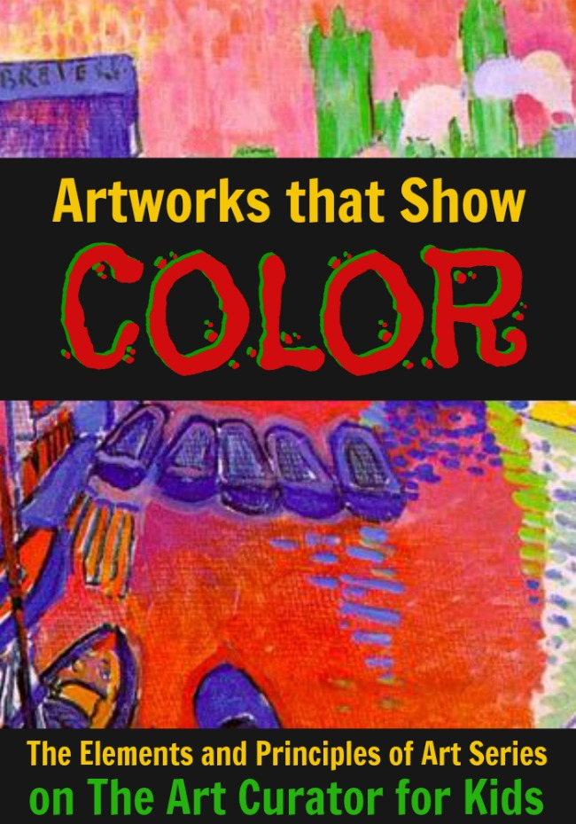 Artworks that Show Color