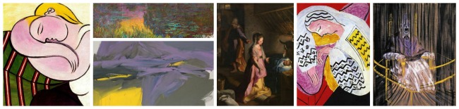 artist who use colour - Complementary Colors in Art - Purple and Yellow