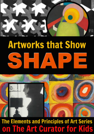 Artworks that Use Shape