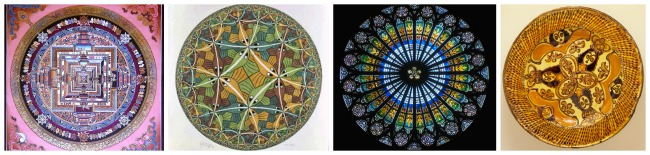 Examples of Balance in Art - Radial Balance in Art Examples