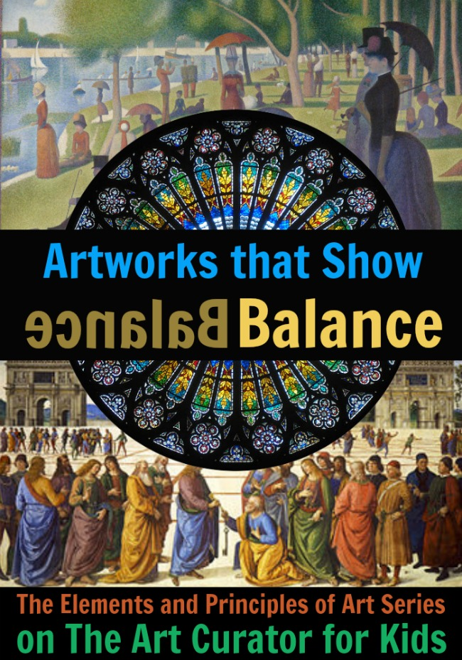 Examples of Balance in Art