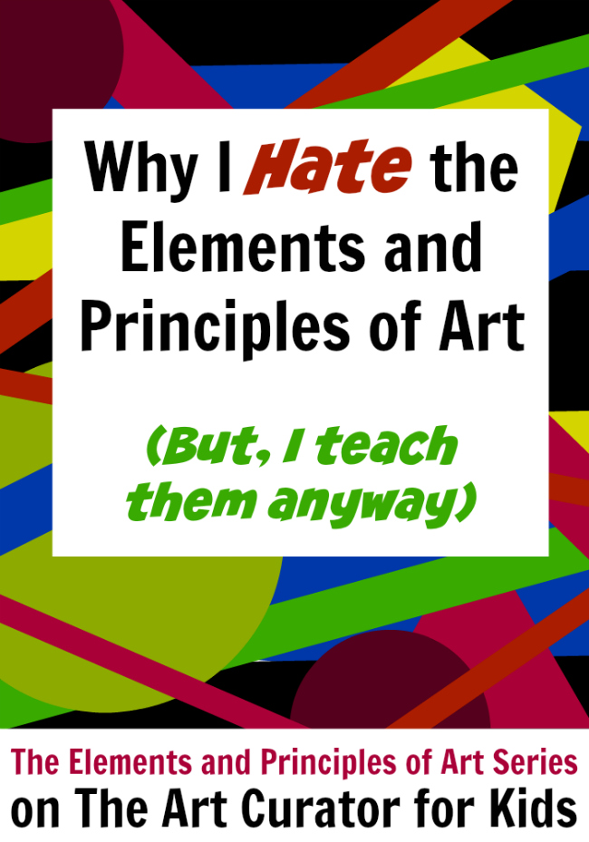 Printables Elements And Principles Of Art Worksheet why i hate the elements and principles of art but teach them anyway