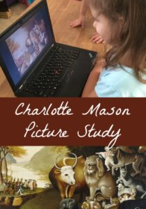 The Art Curator for Kids - Charlotte Mason Picture Study - This is such a great way to introduce great artists to your kids!