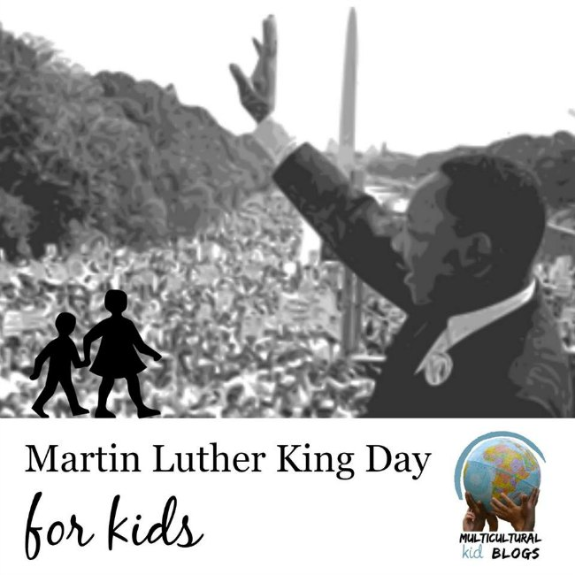 Martin Luther King Day for Kids