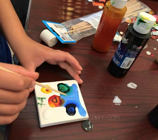 The Art Curator for Kids - Ways to Integrate Art and Science - Explore Nebulae Through Art by Mosswood Connections - Science and Art Activities